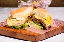 Sándwich Grillado Primavera