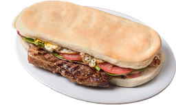 Sándwich Completo de Carne