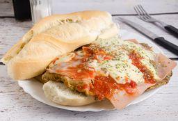 Sándwich de Milanesa Napolitana