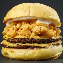 Mac And Cheese Not Burger