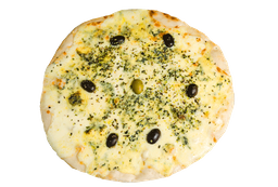 Pizza de Roquefort