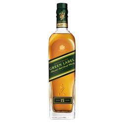 Whisky Johnnie Walker Green 750 Cc