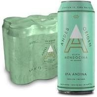 Sixpack Andes Ipa 473 ml