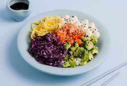 Poke Salad Hawaiana