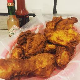 Fried Chicken Basket