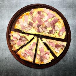 Pizzeta con Panceta.