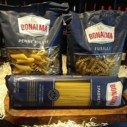 Pasta Tipo Italiana Bonalma