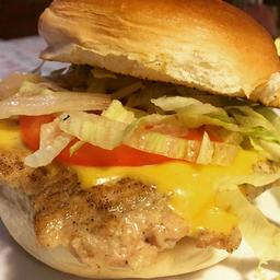 Combo Chicken Burger