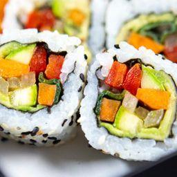 Uramaki Vegetariano X 8