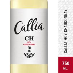 Callia Vino Blanco Chardonnay Hoy