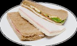 Sándwich de Miga Triple Súper Especial - 48 U