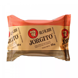 Alfajor Jorgito Negro 55 G
