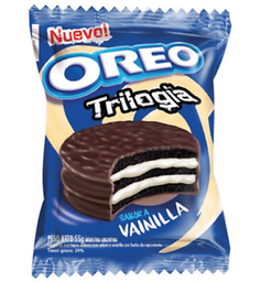 Alfajor Oreo Triple 55Grs