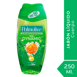 Palmolive - Jabón Liquido Para Cuerpo Energy