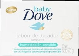 Dove - Baby Jab Humectación Sensible X 75gr