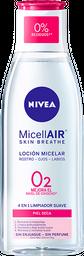 Nivea – Loción Micelar Suave 3en 1 X 200ml