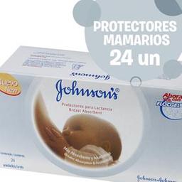 Johnson - Protectores Mamario X 24un