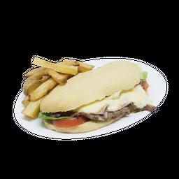 Sándwich de Lomito