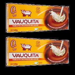 Combo 2U Tableta Vauquita X 140 Gr. 2 X 100.00