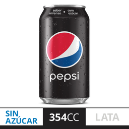 Pepsi Black 354 ML