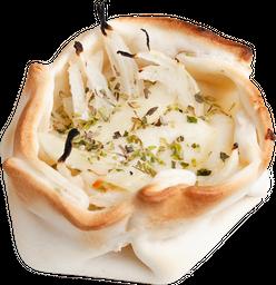 Canastita de Cebolla & Queso