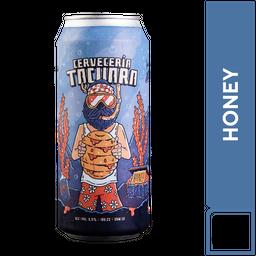 Cerveza Galpón de Tacuara Honey 473 ML