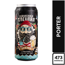 Cerveza Galpón de Tacuara Porter 473 ML