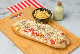 Hot Dog Venezolano
