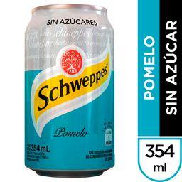 Schweppes Pomelo 354 ML