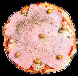 Pizza de Muzzarella & Jamón