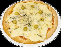 Pizza de Muzzarella & Roquefort
