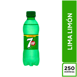 7Up Lima Limón 250 ml