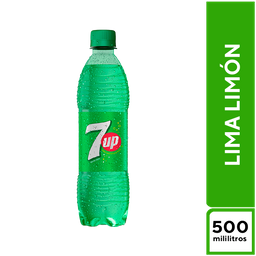 7Up Lima Limón 500 ml