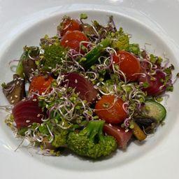 Ensalada Vegan