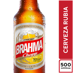 Brahma 500 ml