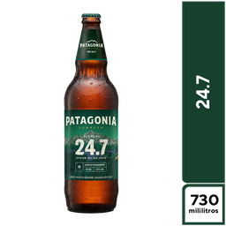 Patagonia Session IPA 24,7 710 ml