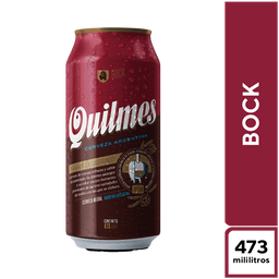 Quilmes Bock 473 ml