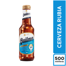 Quilmes Clásica 500 ml