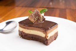 Torta Mousse 3 Chocolates