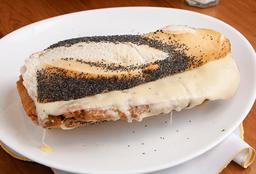 Sándwich de Milanesa con J&Q