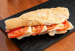 Sándwich de Queso & Tomate