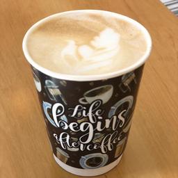 Cafe Expreso con Leche