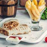Porcion de Shawarma