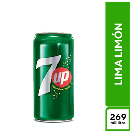 7Up Lima Limón 269 ml
