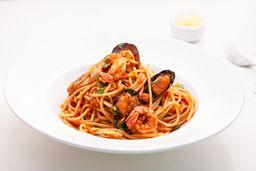 Spaghetti Frutos de Mar