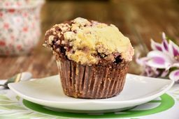 Muffin de Frutos Rojos