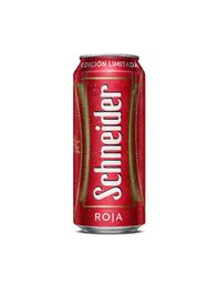 Cerveza Schneider Roja Und