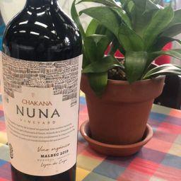 Chakana Nuna Malbec 750 ml