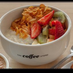 Granola con Yoghurt