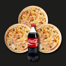 Combo Pizzas